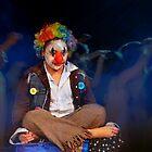 the sad clown by Loreto Bautista Jr.