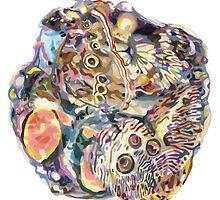 Butterflies I Glump by Karl Frey