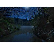 Midnight Mists Photographic Print
