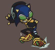 Jet Set Sonic by GiantPurpleCat