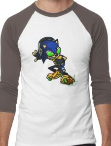 Jet Set Sonic Men's Baseball ¾ T-Shirt
