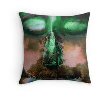 Mother of all Life Throw Pillow