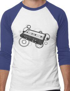 Cassette Series Nr. 1, Second edition Men's Baseball ¾ T-Shirt