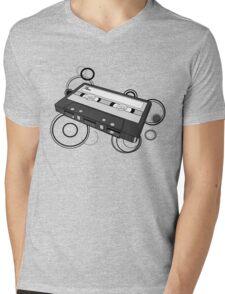Cassette Series Nr. 1, Second edition Mens V-Neck T-Shirt