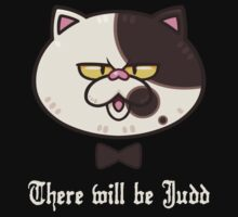 There Will Be Judd (Choco) One Piece - Long Sleeve