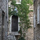St Paul de Vence by Jocelyn Pride