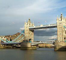 Tower Bridge, London by Nick Winwood
