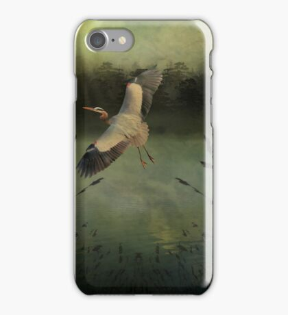 Early morning iPhone Case/Skin