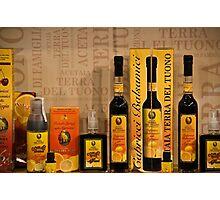 Balsamic Vinegar - Please Enlarge Photographic Print