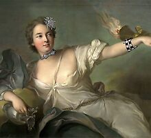 Marie-Anne, Duchess of Chateauroux by alexklp