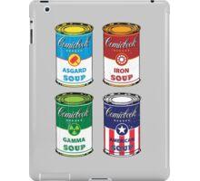 Soup Assemble iPad Case/Skin