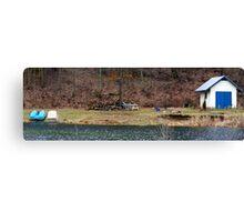 Fish Camp Canvas Print