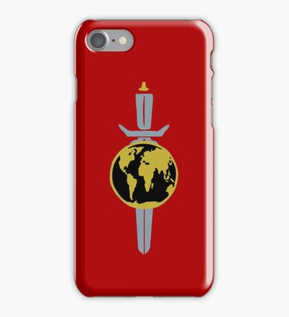 The Terran Empire iPhone Case/Skin