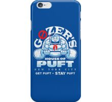 House of Puft iPhone Case/Skin