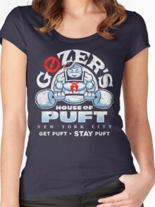House of Puft Women's Fitted Scoop T-Shirt