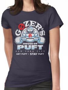 House of Puft Womens Fitted T-Shirt