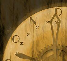 The clock by sendao