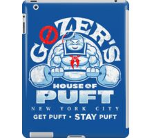 House of Puft iPad Case/Skin
