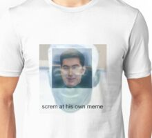 he screm Unisex T-Shirt