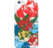 Rose Bouquet iPhone Case/Skin