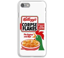 Corpse Flakes iPhone Case/Skin