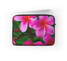 Pink Plumeria 1077 Laptop Sleeve