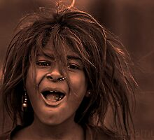 The Young Tarzan.... by Lopamudra Talukdar