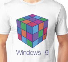 Windows -9 Unisex T-Shirt