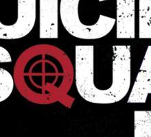 Suicide Squad Up Sticker