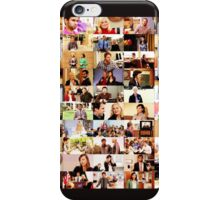Parks and Rec Collage iPhone Case/Skin