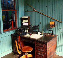 Rail Office 2 by Rodney Williams