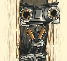 Here's Johnny 5 by WanderingBert