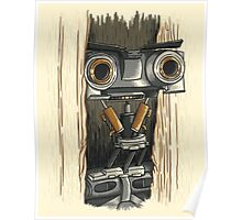 Here's Johnny 5 Poster