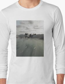 Ocean Cruise Long Sleeve T-Shirt