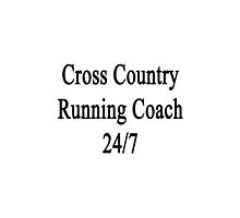 Cross Country Running Coach 24/7 by supernova23