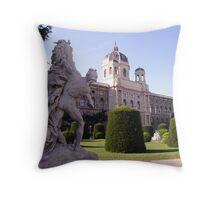 Vienna, Austria Throw Pillow