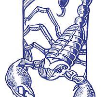 Scorpion by retromancy