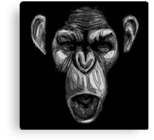 Planet Of The Apes Canvas Print