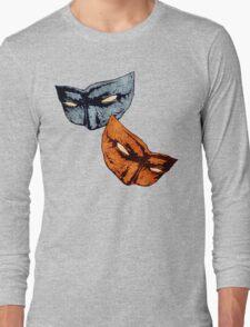 Hazard Sibling Masks Long Sleeve T-Shirt