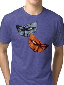 Hazard Sibling Masks Tri-blend T-Shirt