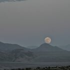 Pin-Ball Moon in Nevada by Susan Russell
