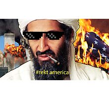 Uncle Osama Mlg Photographic Print