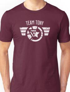 Team Tony - Civil War Unisex T-Shirt