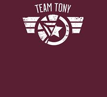 Team Tony - Civil War Unisex T-Shirt