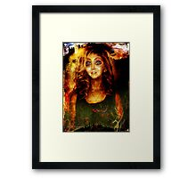Possibly Maybe, Probably Not. . .  Framed Print