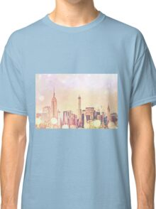 New York City - Skyscrapers Classic T-Shirt