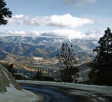 On the Road Home from Alta Sierra by Corri Gryting Gutzman