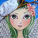 """""""Peace Angel"""" by Jaz Higgins"""