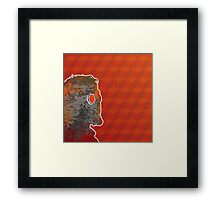 "A Splash of Heroism: ""Star Lord"" Framed Print"