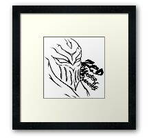 Zed The Master of Shadows | League of Legends Framed Print